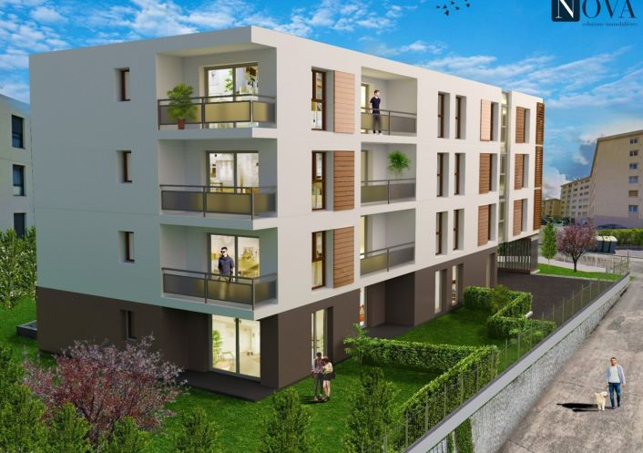 A vendre Appartement neuf Annemasse | Réf 74029708 - Nova solutions immobilieres