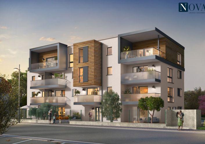 A vendre Appartement neuf Annemasse   Réf 74029719 - Nova solutions immobilieres