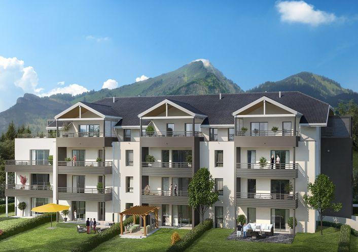 A vendre Appartement neuf Divonne Les Bains | Réf 74029722 - Nova solutions immobilieres