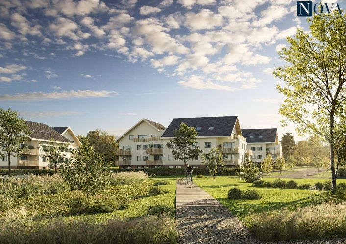 A vendre Appartement neuf Sales   Réf 74029737 - Nova solutions immobilieres
