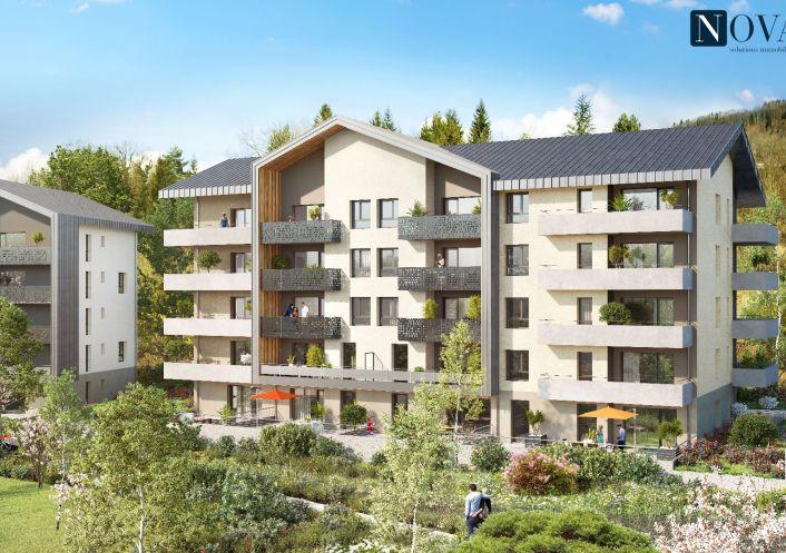 A vendre Appartement neuf Fillinges | Réf 74029745 - Nova solutions immobilieres
