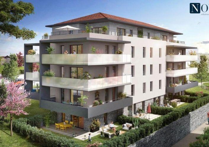 A vendre Appartement neuf Allonzier La Caille | Réf 74029795 - Nova solutions immobilieres