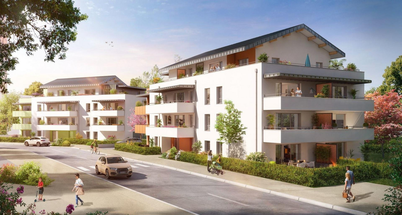 A vendre Amphion Les Bains 7402979 Nova solution immobiliere