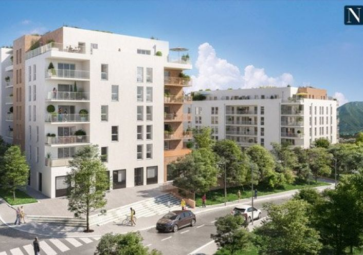 A vendre Appartement neuf Seynod | Réf 74029800 - Nova solutions immobilieres