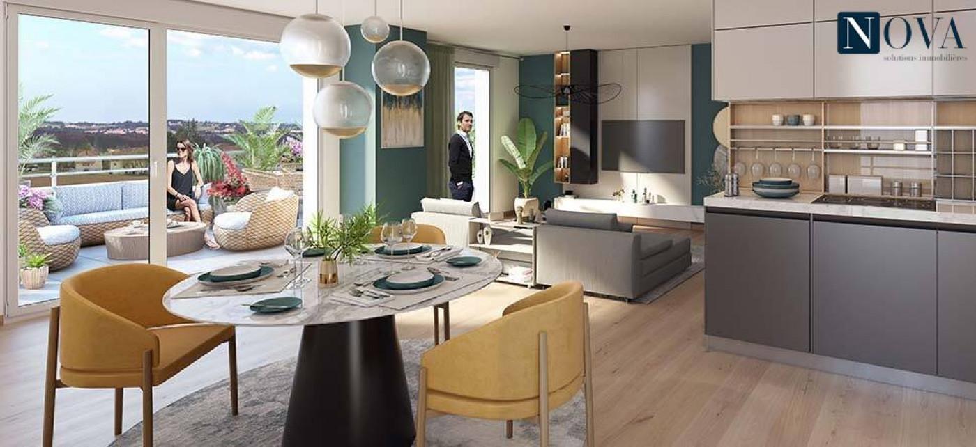 A vendre  La Roche Sur Foron   Réf 74029803 - Nova solutions immobilieres