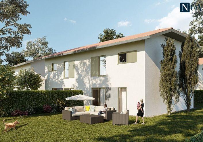 For sale Maison en vefa Messery | Réf 74029812 - Nova solutions immobilieres