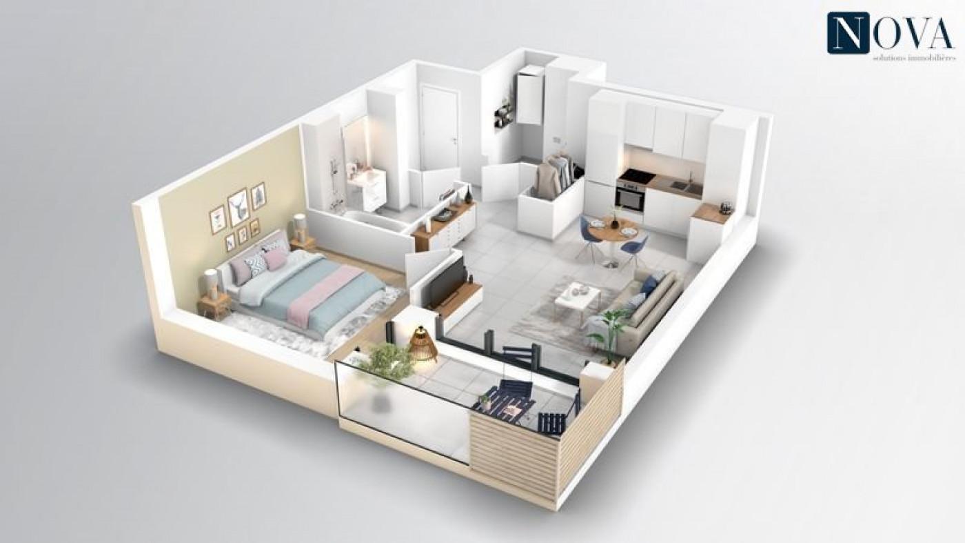 A vendre  Veigy Foncenex | Réf 74029871 - Nova solutions immobilieres