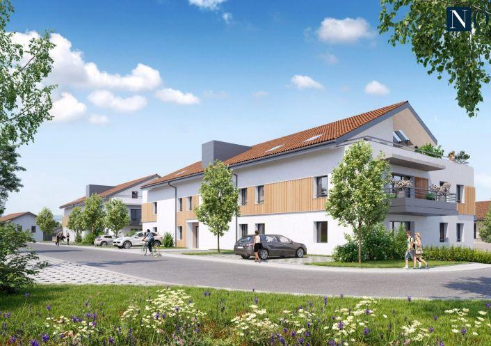 For sale Maison en vefa Crozet | Réf 74029911 - Nova solutions immobilieres