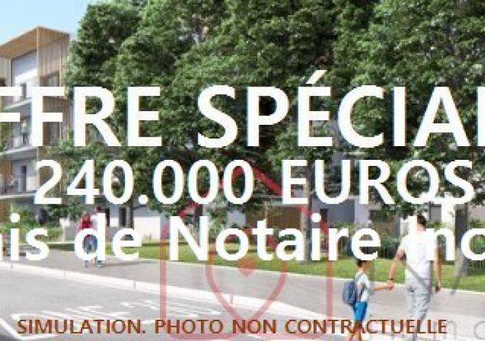A vendre Appartement défiscalisable Nantes   Réf 75008100433 - Naos immobilier