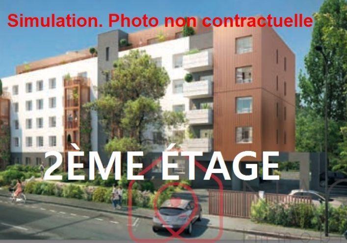 A vendre Appartement défiscalisable Nantes   Réf 75008100499 - Naos immobilier