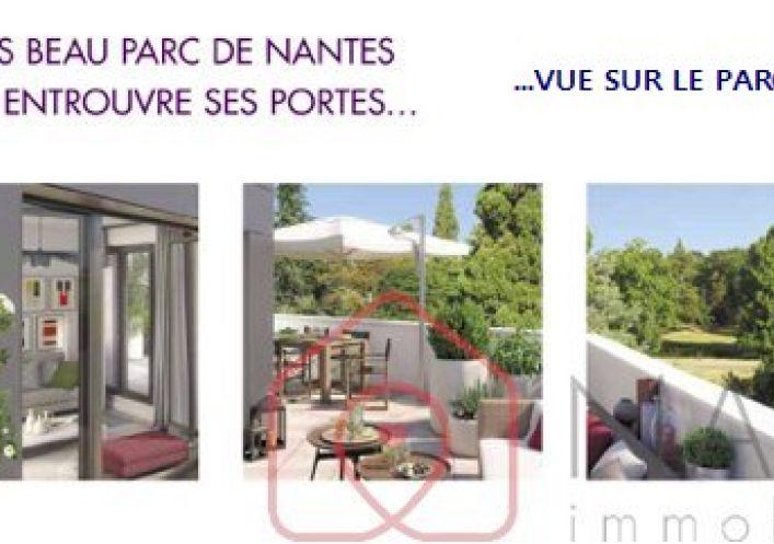 A vendre Appartement défiscalisable Nantes   Réf 75008100808 - Naos immobilier