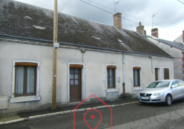 A vendre Maison Aubigny Sur Nere | Réf 75008101077 - Naos immobilier