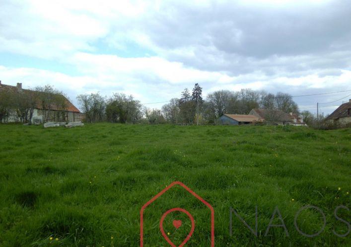 A vendre Terrain constructible Montigny Sur Armancon | Réf 75008102795 - Naos immobilier
