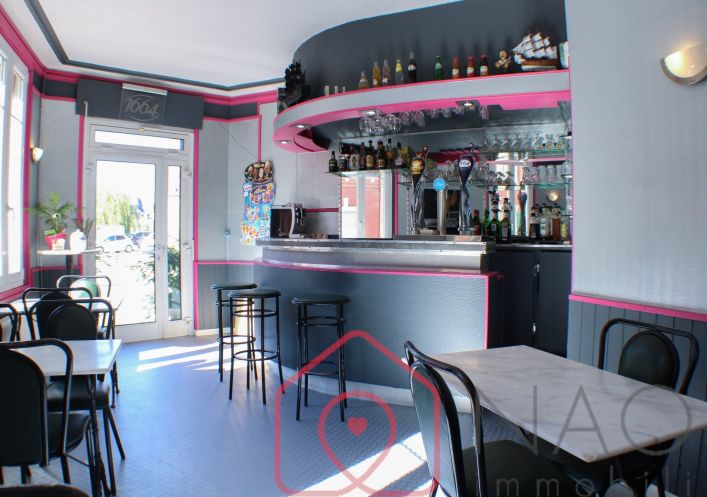 A vendre Brasserie Eu   Réf 75008103117 - Naos immobilier
