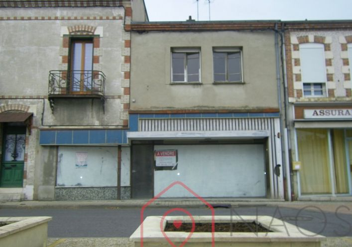 A vendre Maison Argent Sur Sauldre | Réf 75008103130 - Naos immobilier