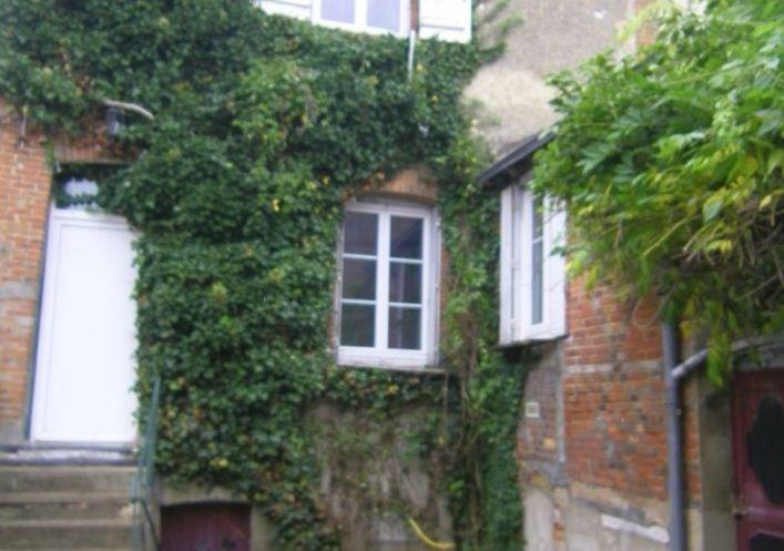 A vendre Maison de ville Aubigny Sur Nere | Réf 75008103133 - Naos immobilier