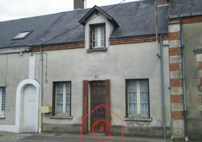 A vendre Maison mitoyenne Aubigny Sur Nere | Réf 75008103138 - Naos immobilier