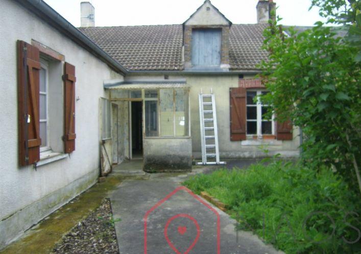 A vendre Maison mitoyenne Aubigny Sur Nere | Réf 75008103144 - Naos immobilier