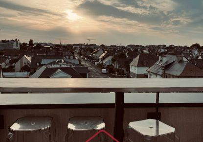 A vendre Appartement terrasse Saint Malo | Réf 75008103230 - Adaptimmobilier.com
