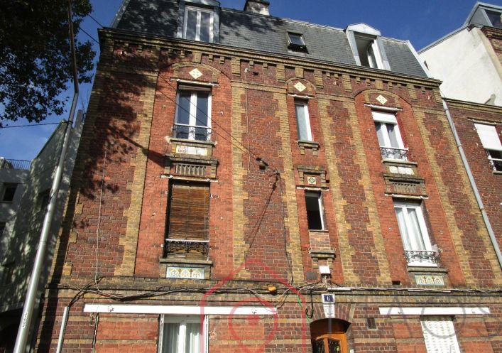A vendre Appartement Saint Ouen | Réf 75008103812 - Naos immobilier