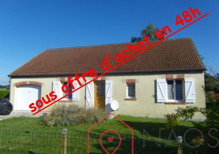 A vendre Maison Aubigny Sur Nere | Réf 75008104179 - Naos immobilier