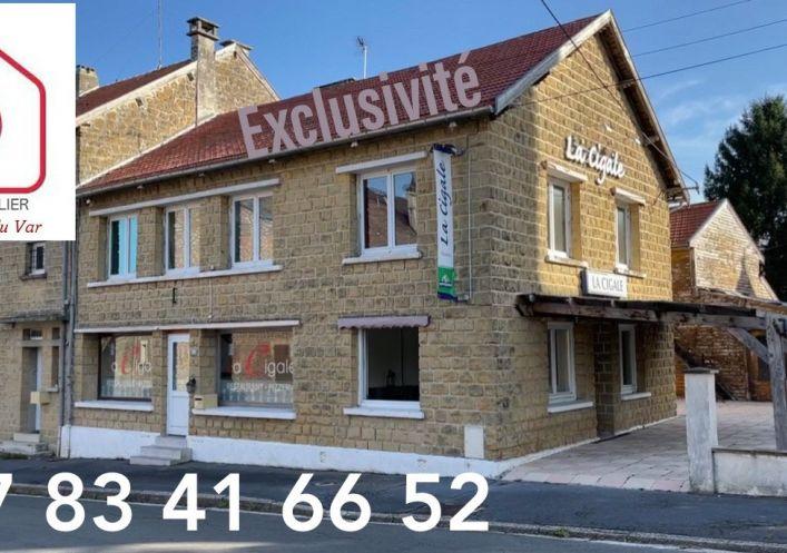 A vendre Locaux d'activité Vouziers   Réf 75008104449 - Naos immobilier