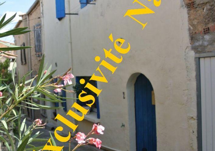 A vendre Maison de village Puisserguier   Réf 75008104981 - Naos immobilier