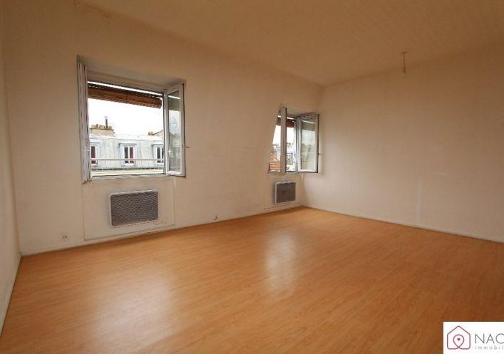 A vendre Appartement ancien Paris 18eme Arrondissement | Réf 7500835808 - Naos immobilier