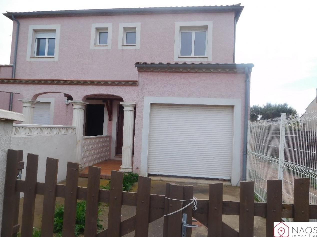 A vendre Marseillan 7500838266 Naos immobilier