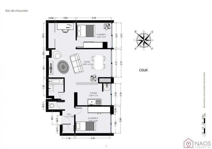 A vendre Charenton Le Pont 7500839439 Naos immobilier