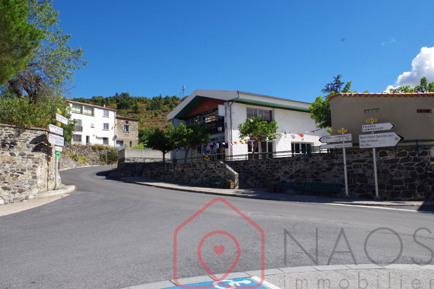 A vendre Sournia 7500849669 Naos immobilier