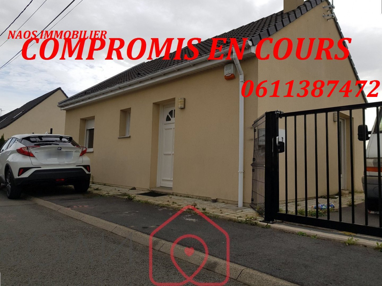 A vendre Henin Beaumont 7500851941 Naos immobilier