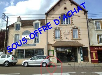 A vendre Montbard 7500854133 Portail immo