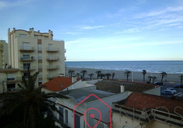 A vendre Canet Plage 7500855733 Naos immobilier