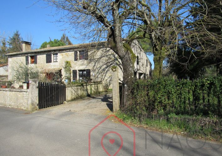 A vendre Exireuil 7500855802 Naos immobilier