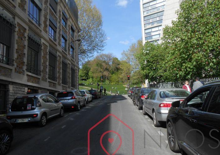 A vendre Paris 19eme Arrondissement 7500857827 Naos immobilier