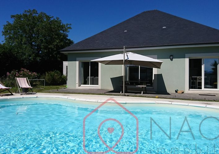A vendre Maison contemporaine Oloron Sainte Marie   Réf 7500864527 - Naos immobilier