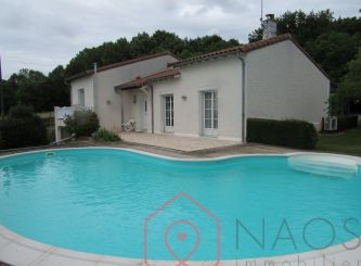 A vendre Nanteuil 7500865683 Portail immo