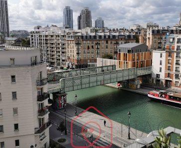 A vendre Paris 19eme Arrondissement  7500866279 Naos immobilier