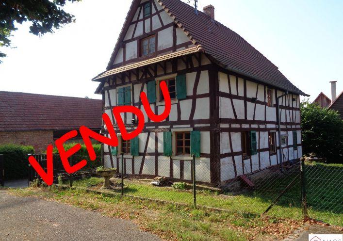 A vendre Soultz Sous Forets 7500869763 Naos immobilier