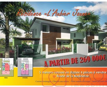 A vendre Cayenne 7500876715 Naos immobilier