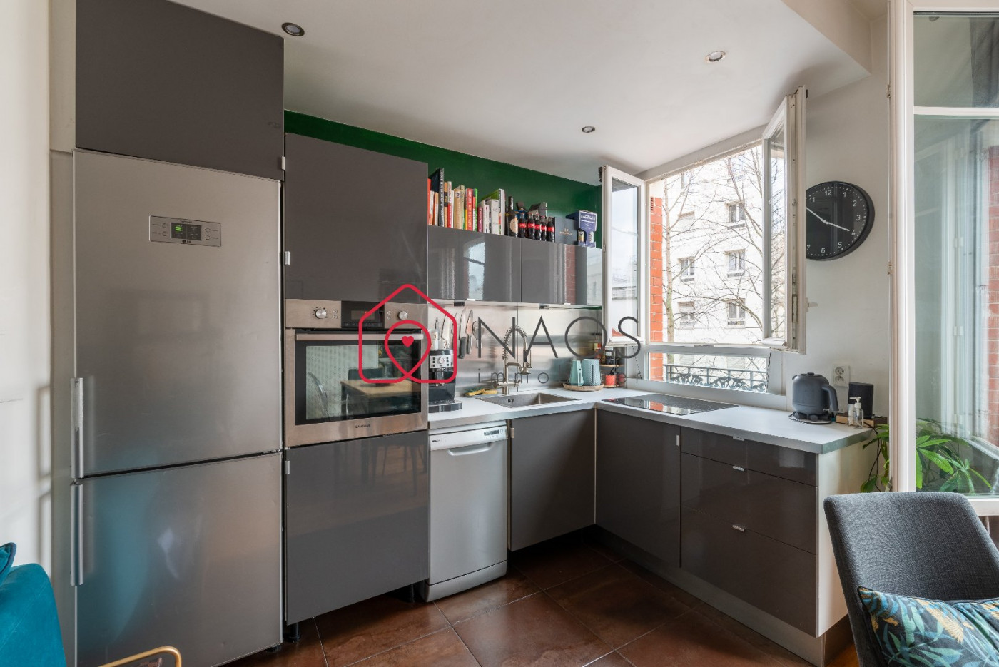 A vendre Levallois Perret 7500876851 Naos immobilier