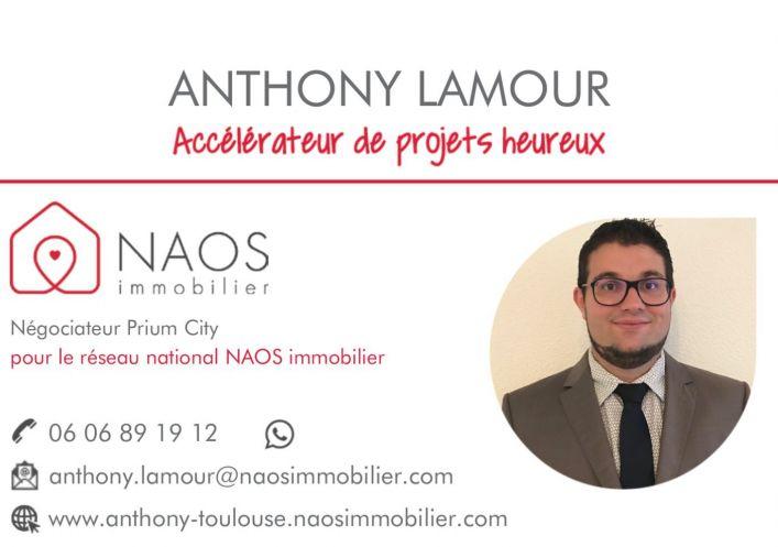 A vendre Appartement Toulouse   Réf 7500877829 - Naos immobilier