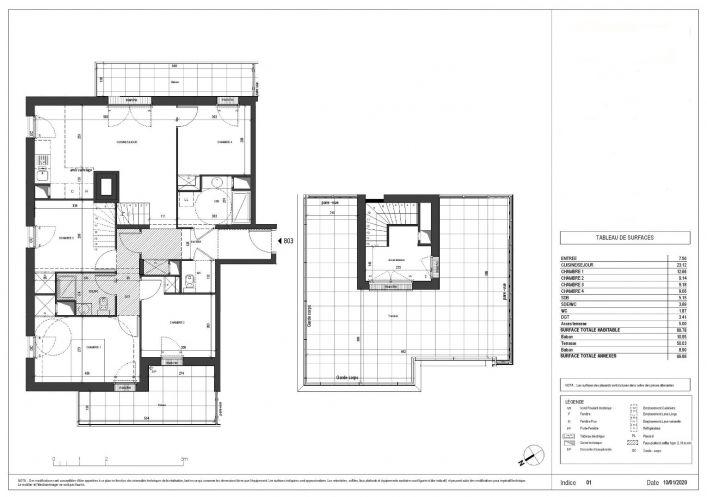 A vendre Rueil Malmaison 7500879562 Naos immobilier