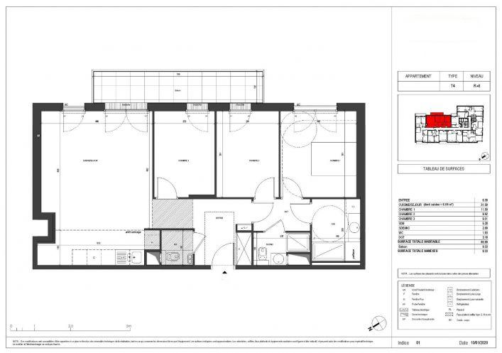 A vendre Rueil Malmaison 7500879563 Naos immobilier