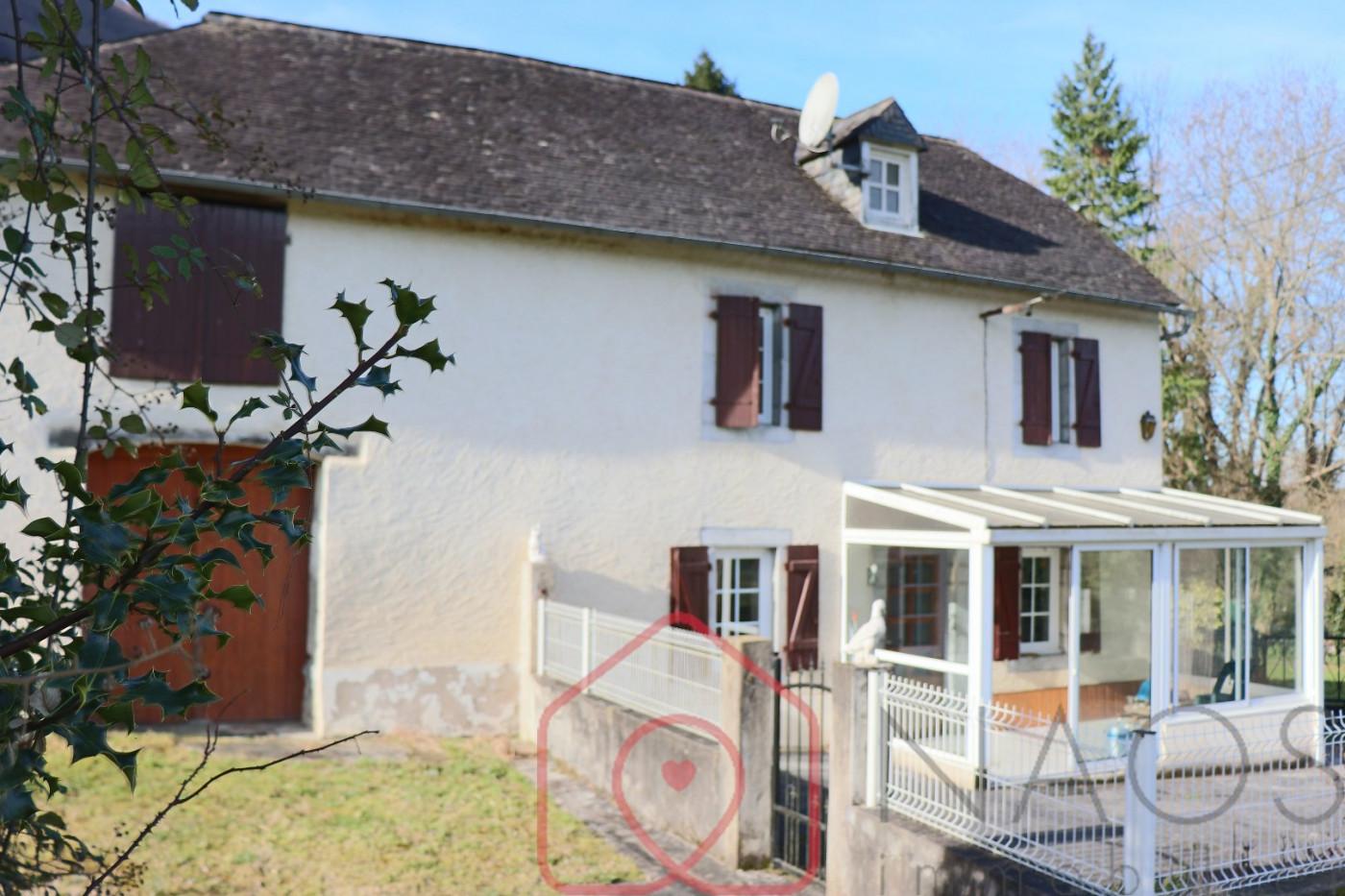 A vendre  Oloron Sainte Marie   Réf 7500886795 - Naos immobilier