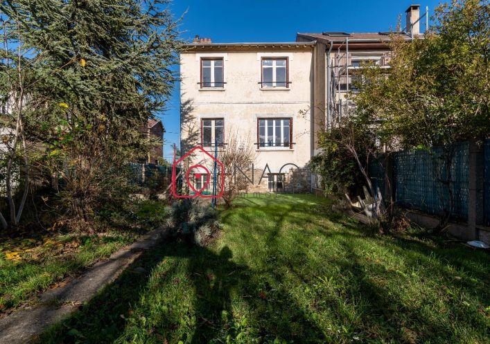 A vendre Maison Epinay Sur Seine   Réf 7500889538 - Naos immobilier