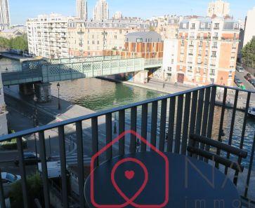 A louer  Paris 19eme Arrondissement | Réf 7500892401 - Naos immobilier