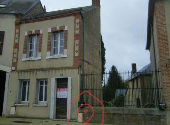 A vendre Maison de ville Aubigny Sur Nere   Réf 7500892552 - Portail immo