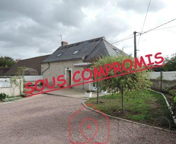 A vendre  Langeais   Réf 7500893689 - Naos immobilier